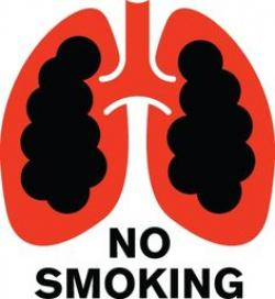 No Smoking clipart pollution