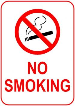 No Smoking clipart quit smoking