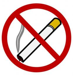 No Smoking clipart youth crime