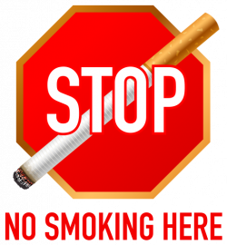 No Smoking clipart zone