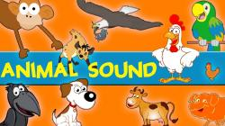 Noise clipart animal sounds