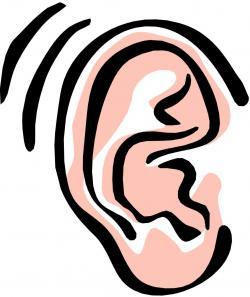 Gaze clipart eye ear