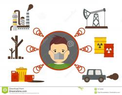 Noise clipart causes air pollution