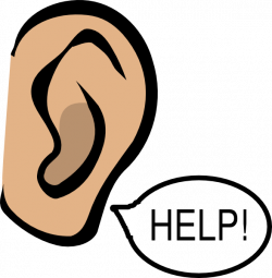 Noise clipart ear infection