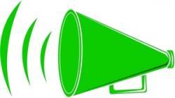 Noise clipart horn speaker