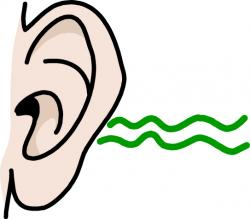Noise clipart listening skill