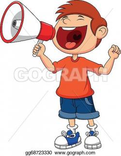 Screaming clipart shouting