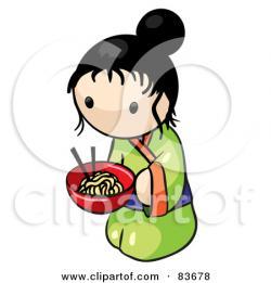 Noodle clipart japan