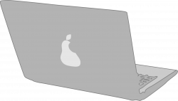 Apple Inc. clipart laptop