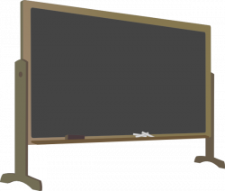 Blackboard clipart animated