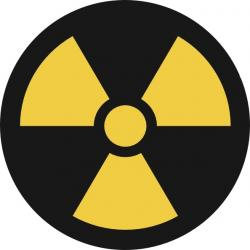 Radioactive clipart nuclear