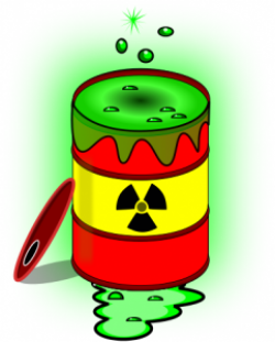 Toxic clipart nuke
