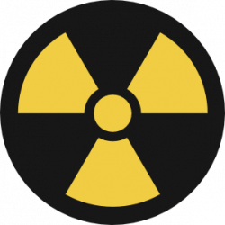 Radioactive clipart atomic
