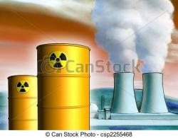 Toxic clipart radioactive pollution