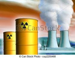 Toxic clipart radioactive pollution