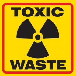 Toxic clipart toxic waste