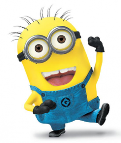 Despicable Me clipart animated