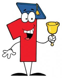 Bell clipart smiling