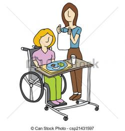 Nurse clipart nursing care