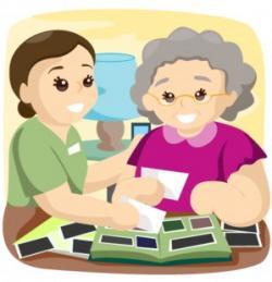 Nurse clipart patient interview