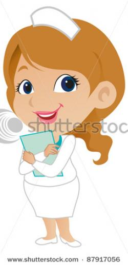 Nurse clipart pretty nurse