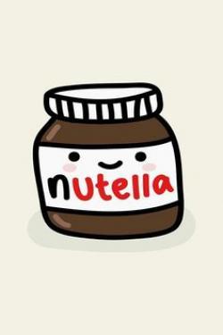 Nutella clipart
