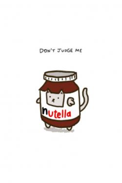Drawn nutella tumblr backgrounds