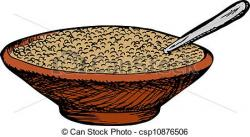 Quinoa clipart open