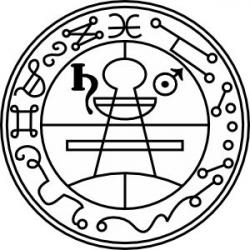 Occult clipart magic seal