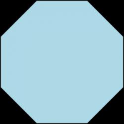 Octigons clipart hexagon