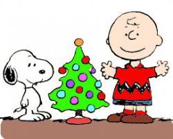Snoopy clipart xmas