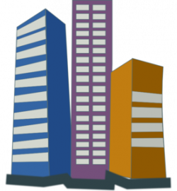 Bulding  clipart high building