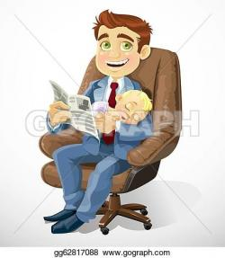 Office clipart dad