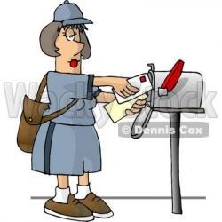 Chase clipart postal