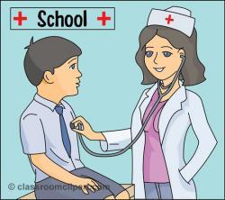 Nurse clipart health clinic