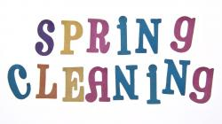 Dust clipart spring cleaning