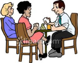 Cafeteria clipart staff room