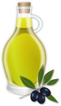 Olive Oil clipart chrism oil