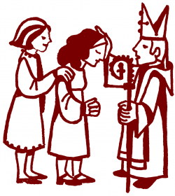 Religious clipart confirmation