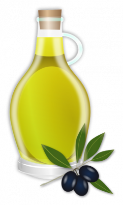 Olive Oil clipart italy food