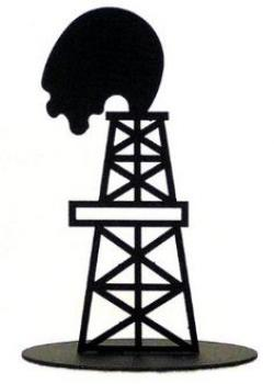 Oil clipart oil field
