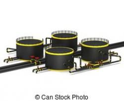 Oil clipart oil tank