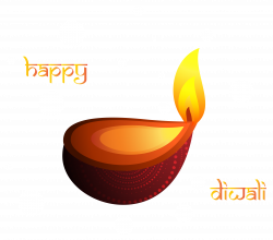 Oil Lamp clipart diwali decoration
