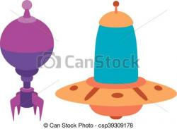 Oil Lamp clipart rocket