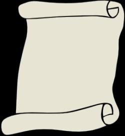 Notebook clipart parchment