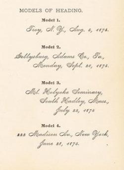 Old Letter clipart written communication