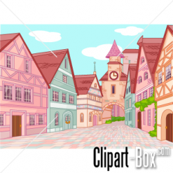 Old Town clipart