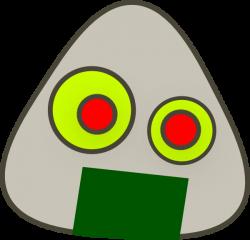Onigiri clipart cartoon
