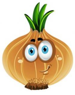Onion clipart funny