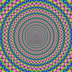 Optical Illusion clipart circular